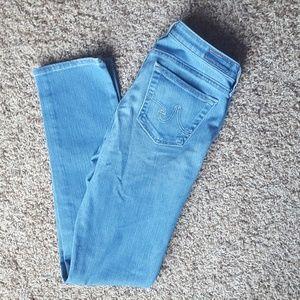 AG Jeans The Stilt Ankle Skinny Jeans